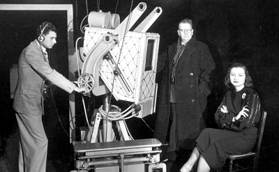 Crystal Palace colour camera 1938