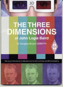 Cover of the book - Three Dimensions of JLB