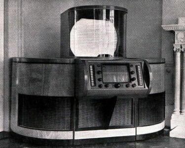 la prima televisione