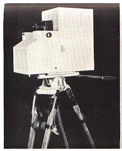 An early Emitron camera