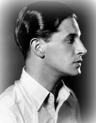 a portrait of Ivor Novello