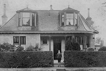 The Lodge, Helensburgh, 1900