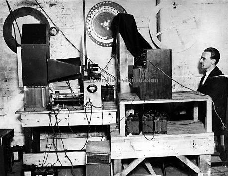 Baird's stereoscopic television apparatus